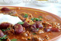 plats espagnols et mexicains salés / plats espagnols et mexicains salés