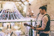 Music Maestro  / Some photos of musicians at the Tythe Barn, Tetbury