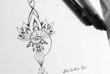 Tatuaże z lotosem