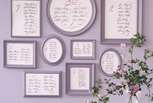 Wedding Seating Charts / by SmartBrideBoutique.com