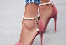 Collezione di scarpe