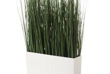 Tipos de plantas artificiais para decoraçao