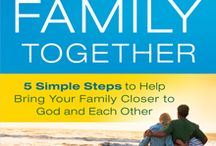 Parent Helps for Faith Formation / Parents are the best teachers of faith practices and telling God's story. Here are some helps for parents.