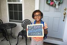Anthony Beyer - First Day of Kindergarten