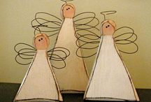 Wood and wire crafts