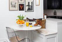 Desayunador / Ideas para decorar el desayunador