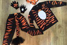 Costume-Tiger