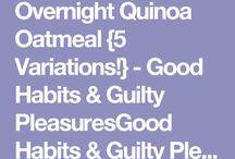 Breakfast Foods / Smoothies