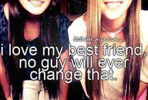 B.F.F.E / I had the worst best friend so be happy