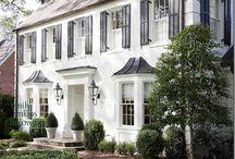 Classical exteriors
