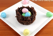 Here Comes Peter Cottontail / #Easter Ideas / by Heather Spohr