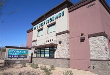 Surprise / Storage West Self Storage Surprise is a self-storage facility located in Surprise, Arizona.  14690 W. Bell Rd., Surprise AZ 85374 623-321-2677
