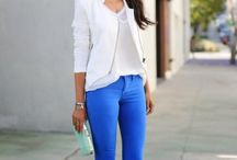 Outfit colors