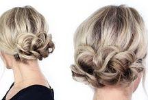 łatwe fryzurki