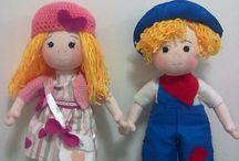 Bambole di Solounabambola / Solounabambola's doll