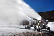 Snowmaking at Afriski Mountain Resort / The science of snowmaking at Afriski Mountain Resort in Lesotho