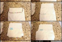 Cloth Diaper Folds / Different kinds of folds for Cloth Diapers