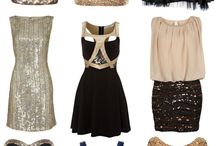 HER HOLIDAYS / Inspiring Christmas or New Year's Eve outfits for women.