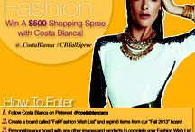 Fall Fashion Wish List