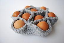 crochet lege mad tilbehør