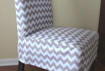 Krzesło obicie
