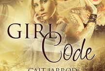 Girl Code / Anthology with Cait Jarrod, DC Stone, Lea Bronsen, Jessica Jayne  Coming in June 2015