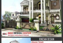 Jasa Desain Arsitek Gambar Rumah Mewah