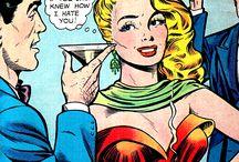 Feminisme? Tegneserier?