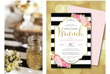 Wedding White Blank & Gold