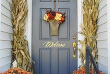 Fall decorations for the home / by Glenda Brown