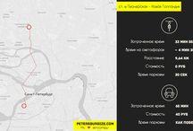 Petersburgize / Петербург и велосипеды