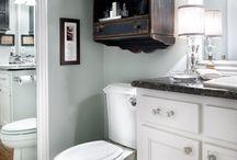 Bathroom ideas / by Elizabeth McDonald