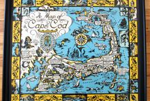 Cape Cod Maps / Because Cape Cod is such a unique land feature, historic destination and popular seaside resort, a wide variety of maps have been produced from this area.  Maps of Antiquity features an extensive collection of both antique and reproduction Cape Cod maps.  Here is a sampling.
