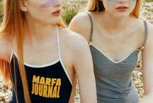 Mayrna and Tash