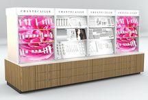 exhibition design / stand / pdv / exposição / displays