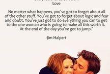 Jim & Pam❤️❤️