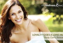 My Wellness Rewards / Enroll in Spa Week's MyWellness Rewards program and start earning Wellness Points towards Spa & Wellness Gift Cards, products and more perks that complement your healthy, balanced lifestyle.