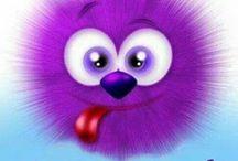 Love purple / Everything purple