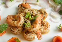 seafood continental
