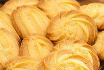 Koekjes Taarten