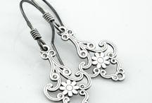 Silver / silver jewelry by JoannaG