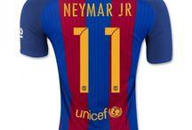 Billige Neymar Jr trøje / Køb Neymar Jr trøje 2016/17,Billige Neymar Jr fodboldtrøjer,Neymar Jr hjemmebanetrøje/udebanetrøje/3. trøje udsalg med navn.