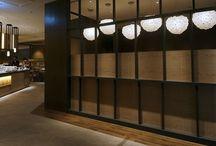 Interior design projects / interior design inspiration, projects, lighting, designer lighting, silk lighting, interior design.