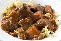 beef gulash