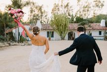 Desert Wedding Inspiration / Weddings with desert decor and southwestern boho vibes