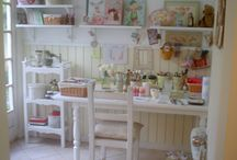Craft rooms / by Anja