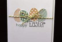 Card Making - Easter and Spring