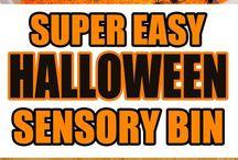 pumpkin sensory