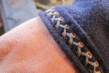 Medieval Stitching