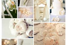 Moodboards / Find a perfect color for your wedding